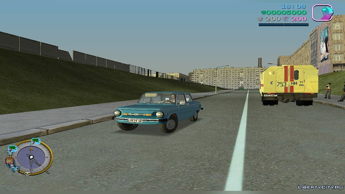 File Soviet font (fonts.txd) and hud from Gta vice city Made in USSR for Gta Vice City for GTA Vice City