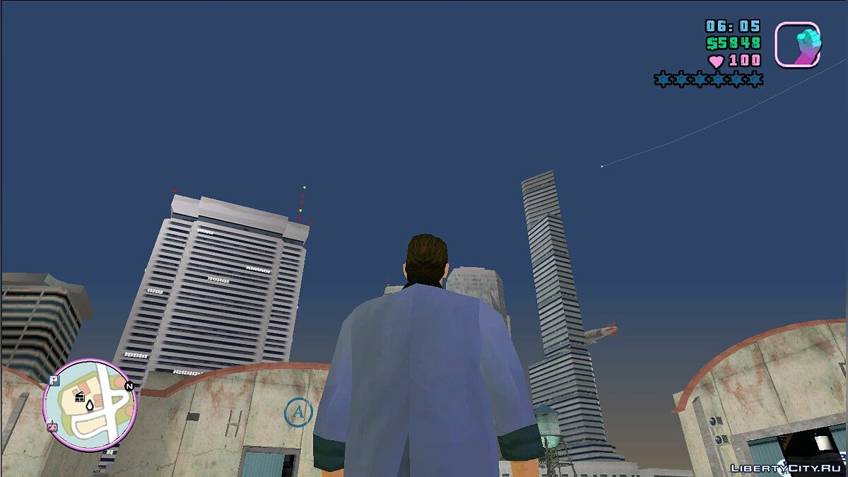 File Remastered Timecyc 0.6 for GTA Vice City