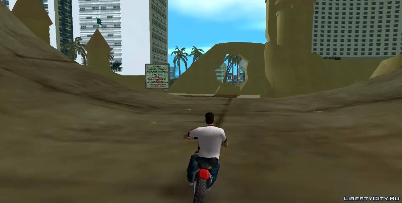New maps for GTA Vice City: 38 maps for GTA Vice City