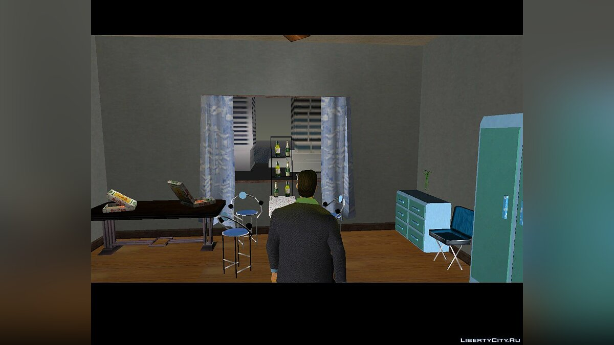 New district Apartment Tommy v2 for GTA Vice City