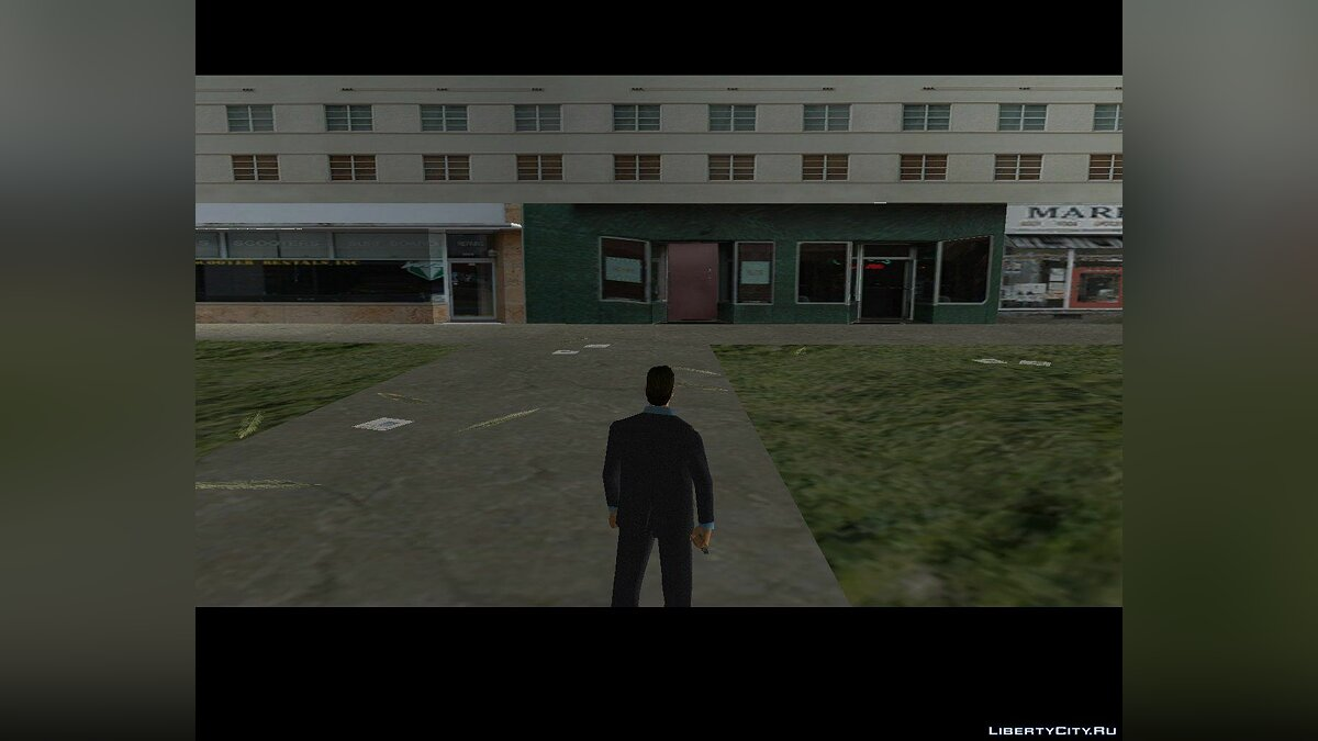 New district Apartment Tommy for GTA Vice City