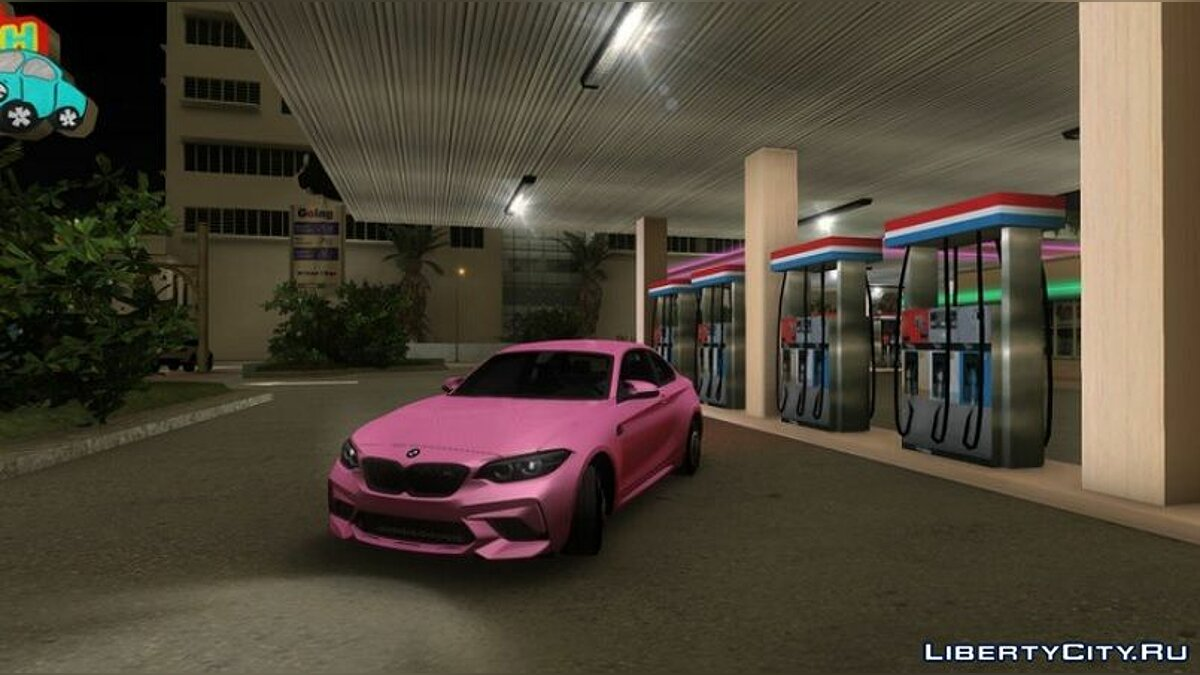 ENB mod Improved graphics for GTA Vice City