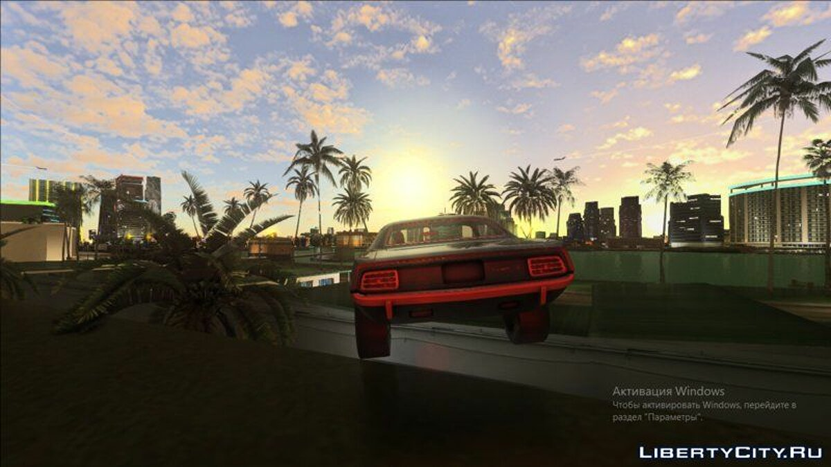 Render HD Graphics X 2.1 for GTA Vice City