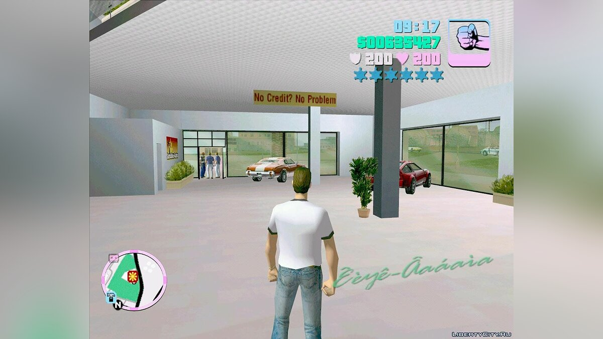 ENB mod ENB for Vice City for GTA Vice City