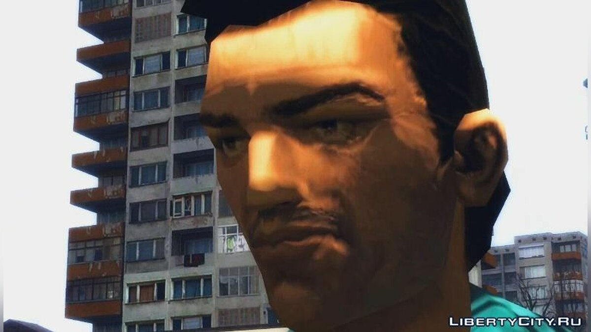 Fan video Tommy Versetti: the impossible is possible for GTA Vice City