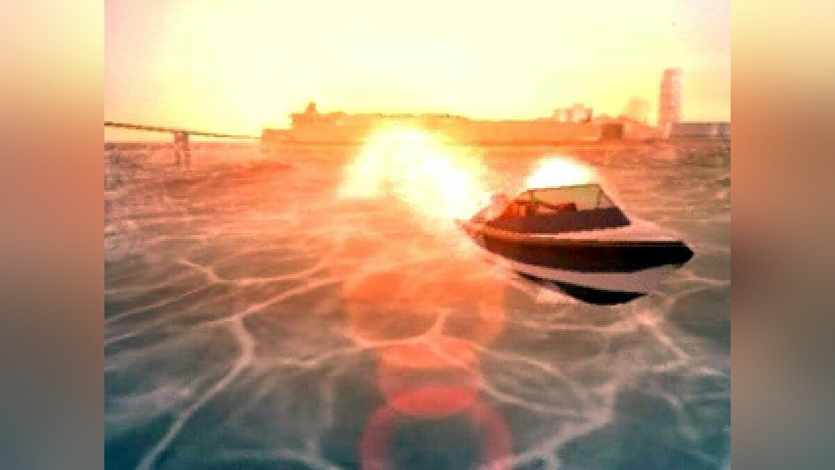 Video Speeder for GTA Vice City