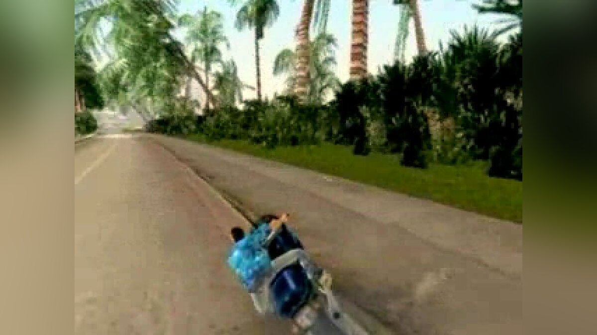 Video Pcj 600 №1 for GTA Vice City