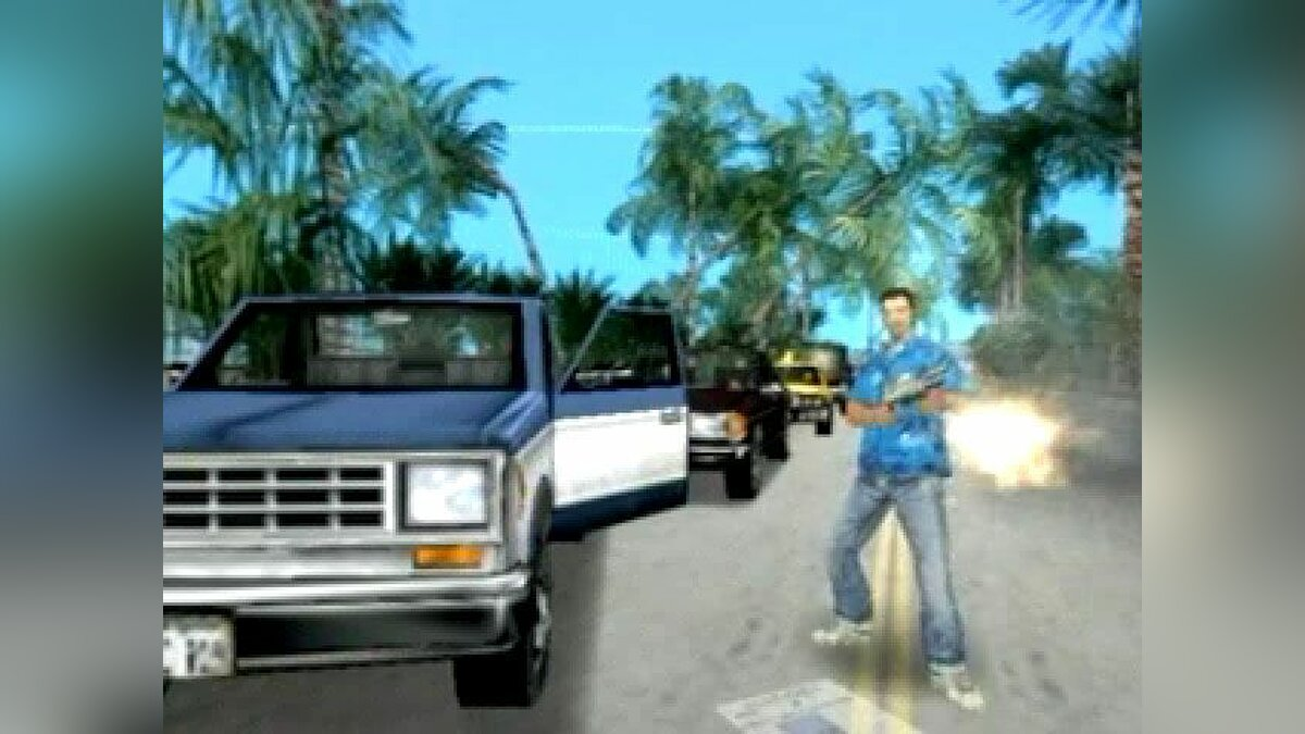 Gameplay video Video Spas 12 Gauge Shotgun for GTA Vice City