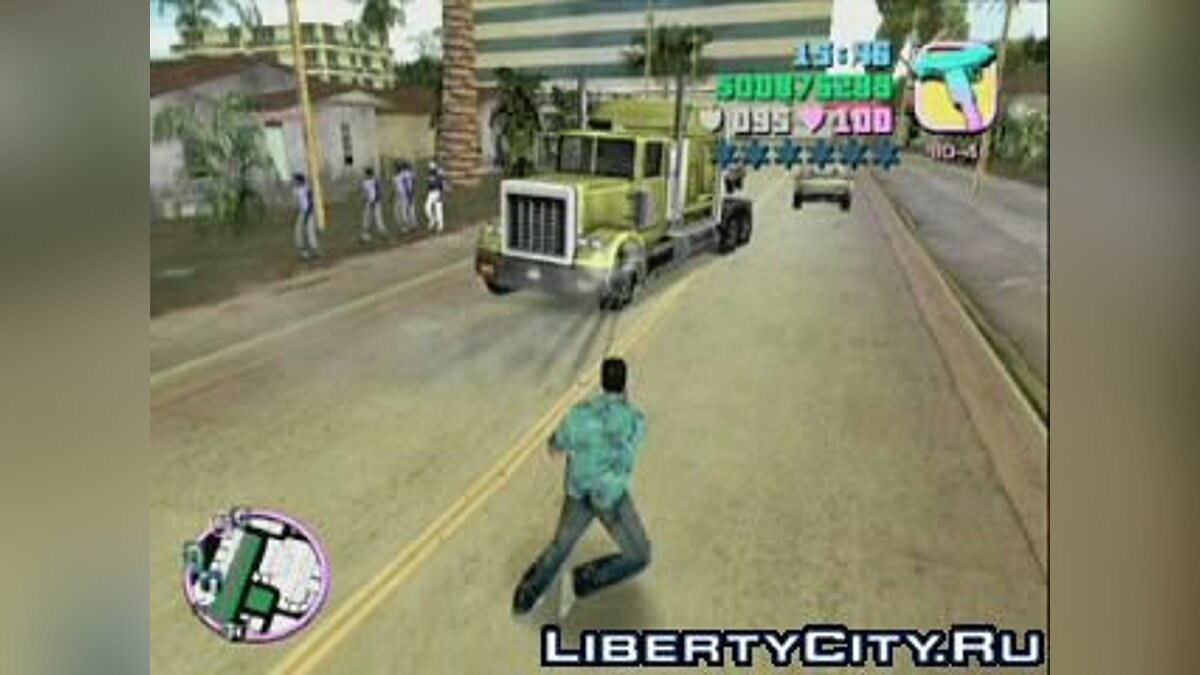Gameplay video Video of Uzi №2 for GTA Vice City