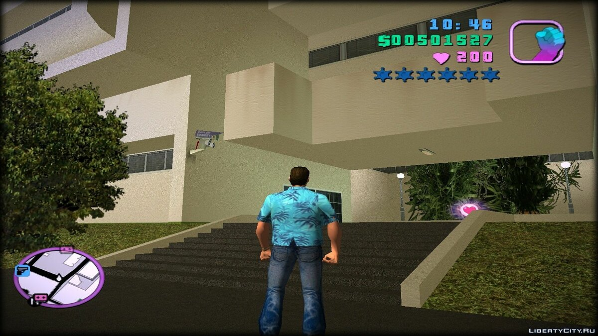 Re-textured Vice City 0.6 for GTA Vice City - screenshot #9