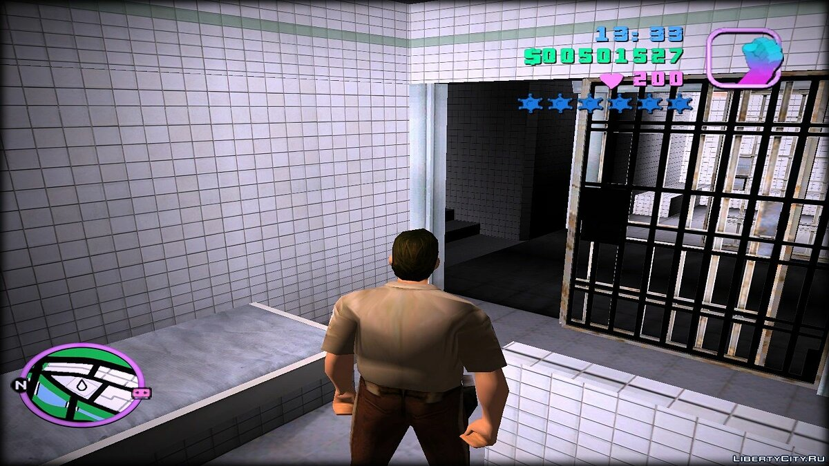 Re-textured Vice City 0.6 for GTA Vice City - screenshot #11