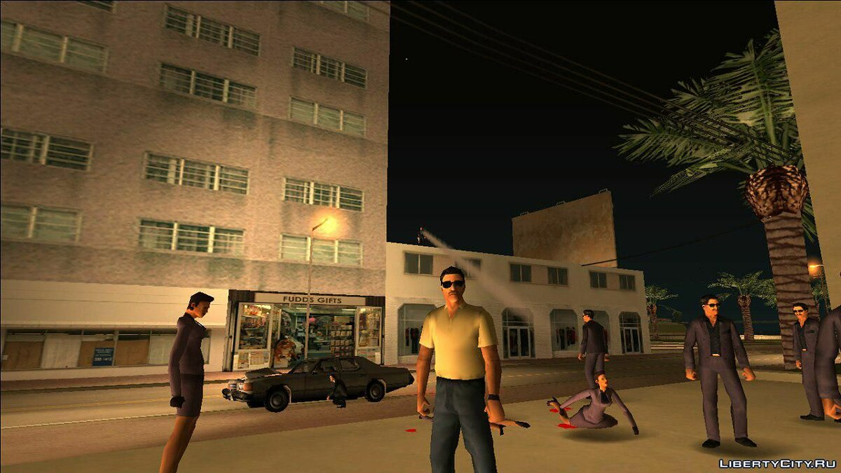 Global mod Shine o 'Vice (Demo) for GTA Vice City