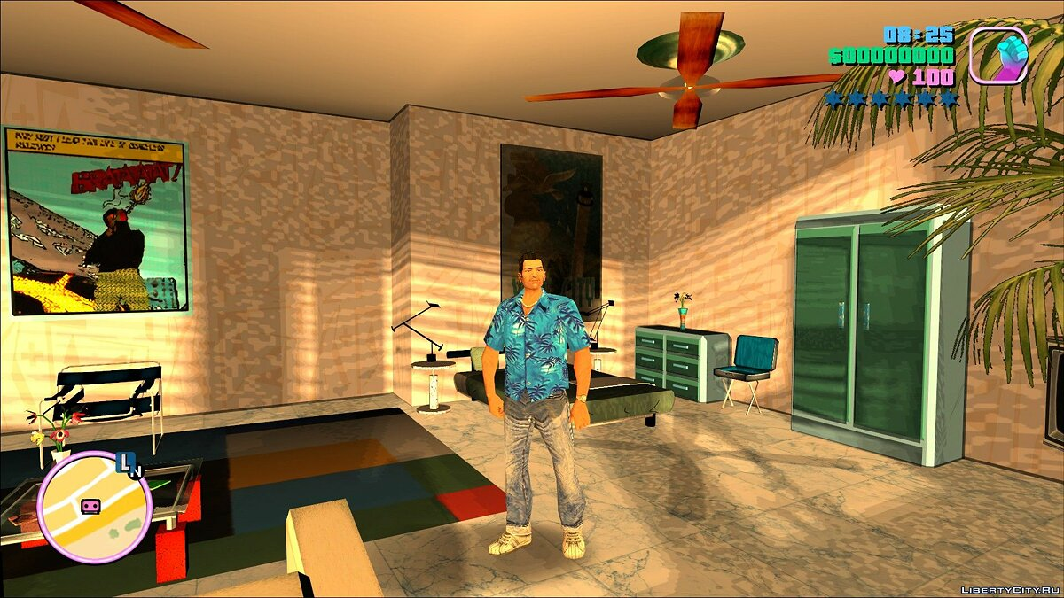 Global mod Grand Theft Auto: Vice City Definitive Edition for GTA Vice City