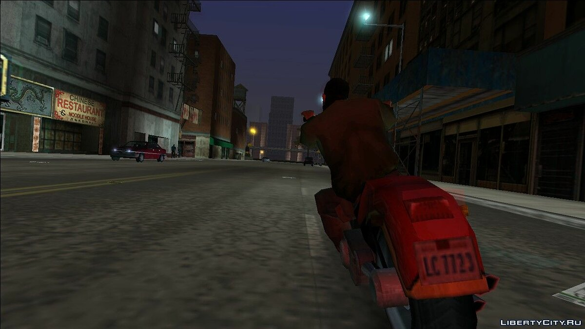 Global mod GTA LCS2VP Mod Beta 1.5 - Full Game for GTA Vice City