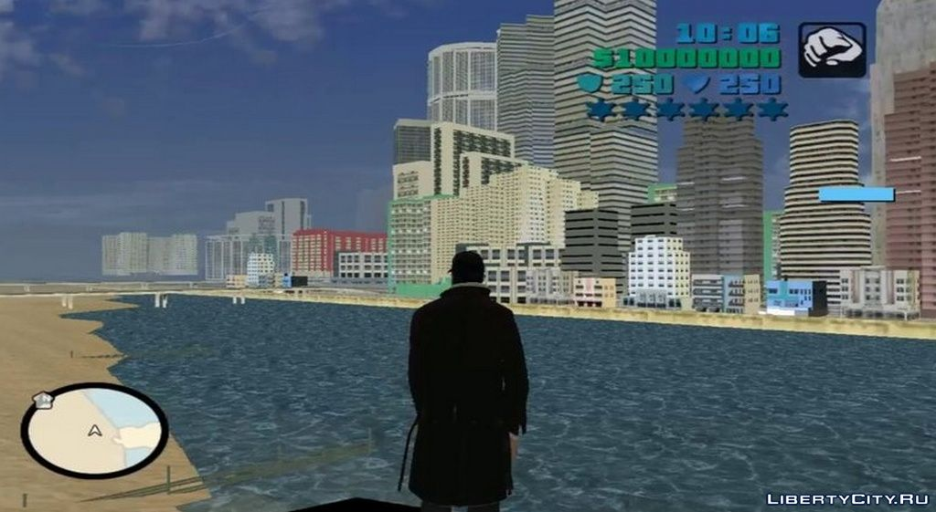 New maps for GTA Vice City: 38 maps for GTA Vice City Civilization Maps Download on