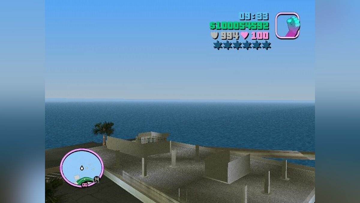 New islands Island v3 for GTA Vice City