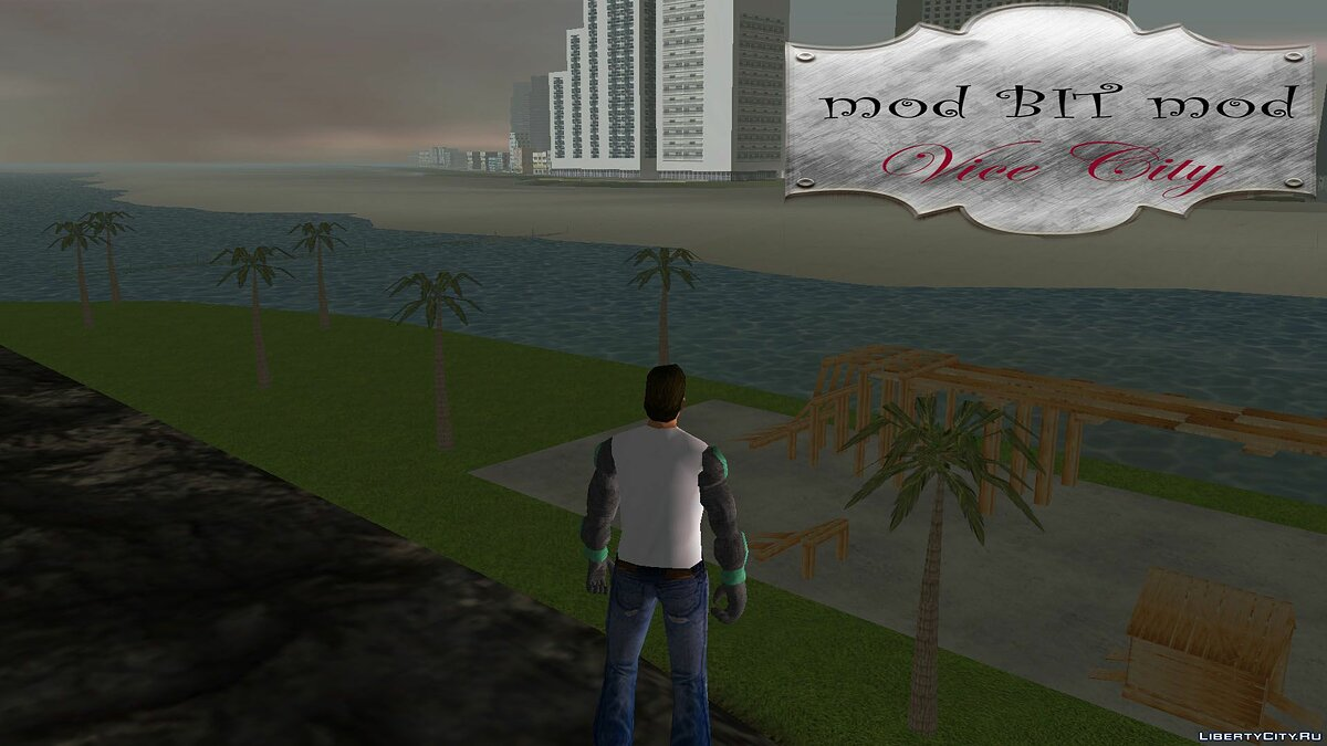 New islands ViceOstrow for GTA Vice City