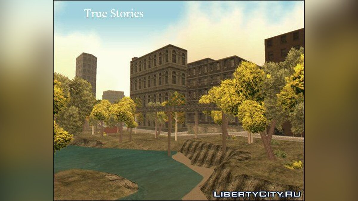 New islands Vice City - TrueStories Life (Pack II) for GTA Vice City