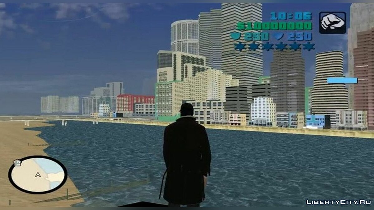 New islands Full big city for GTA Vice City