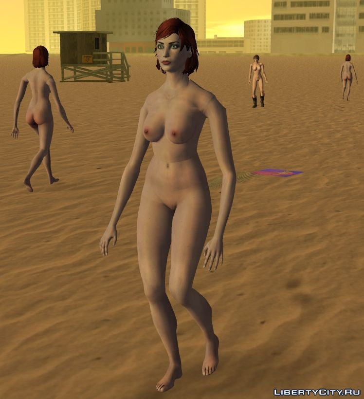 Gta vice city girl nude girl