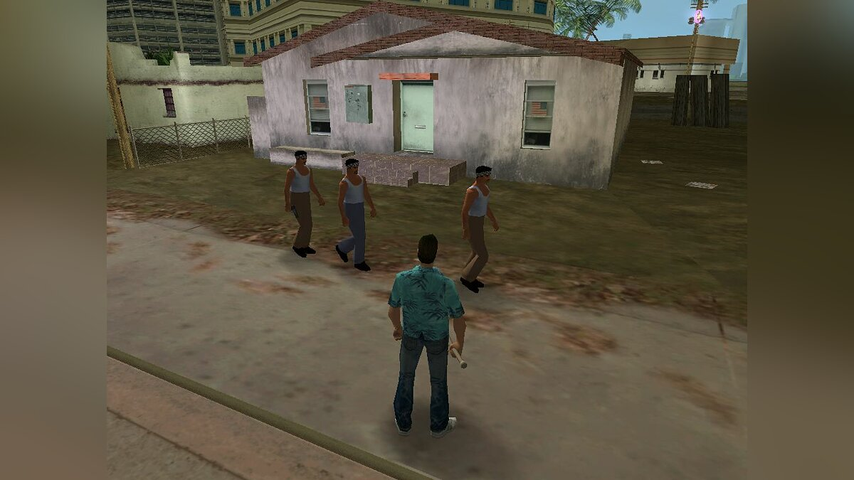 The gang of schols from gta vcs for GTA Vice City