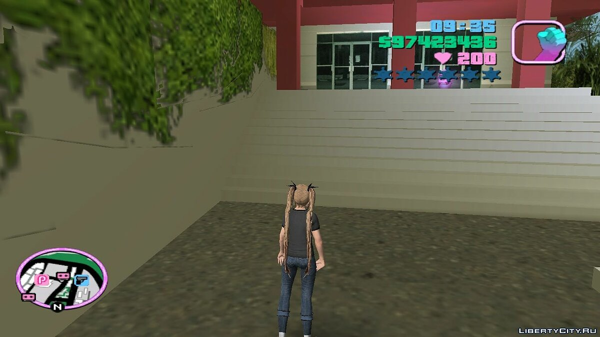 New character Mary Rose from Dead or Alive 5: Last Round for GTA Vice City