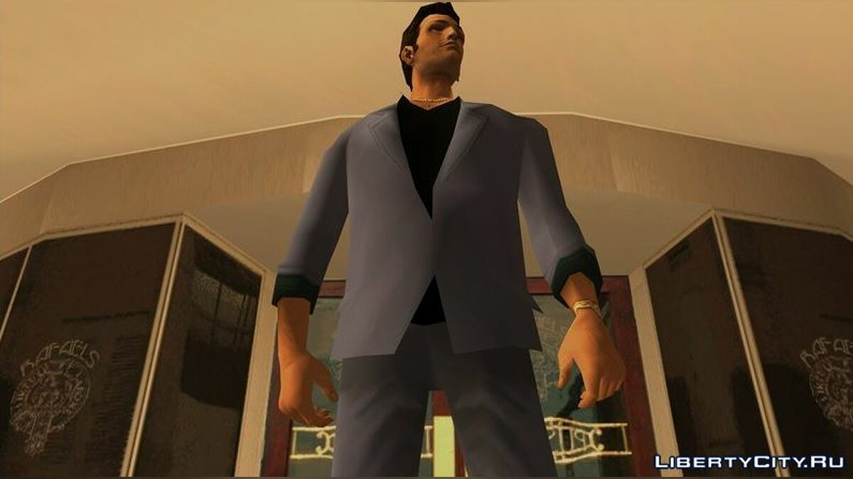 New character Improved Hands (AI Upscale) for GTA Vice City