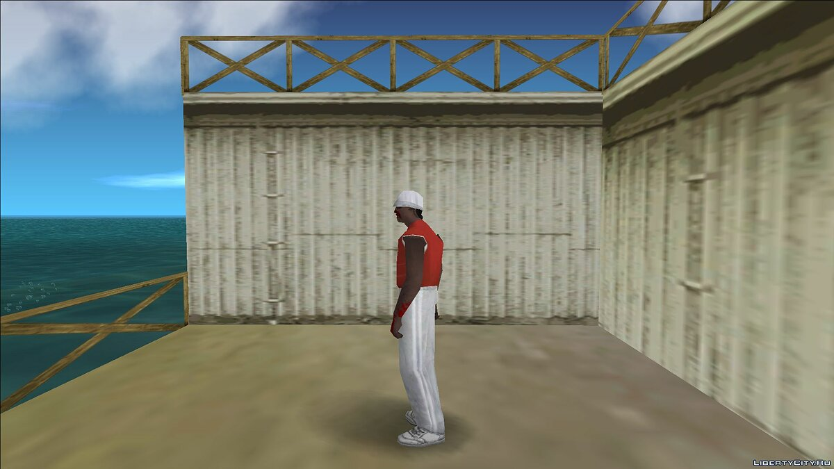 New character Zombie man 2 for GTA Vice City