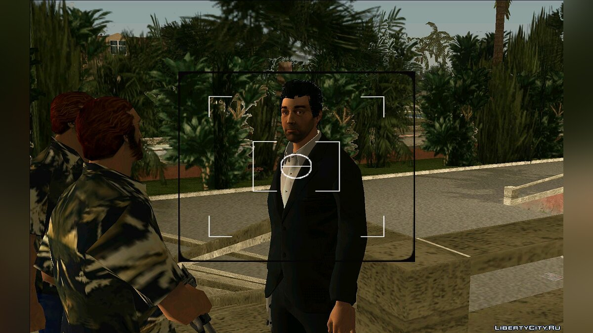 New character Tony Sipriani from GTA LCS HD for GTA Vice City