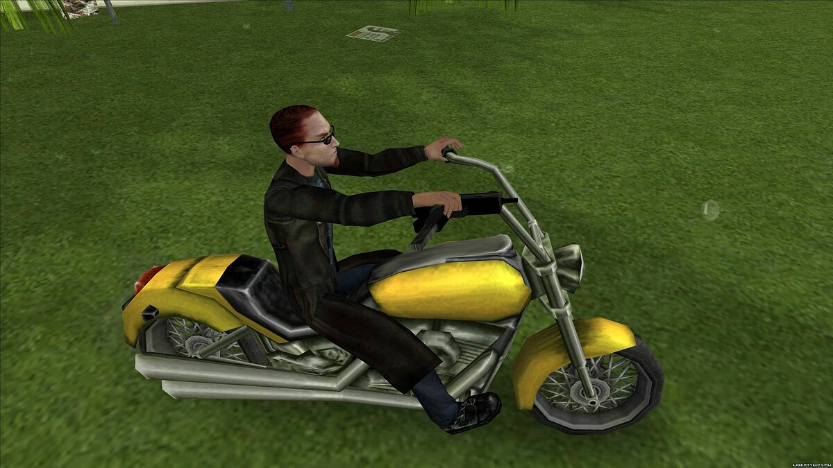 Dude from Postal 2 for GTA Vice City - screenshot #11