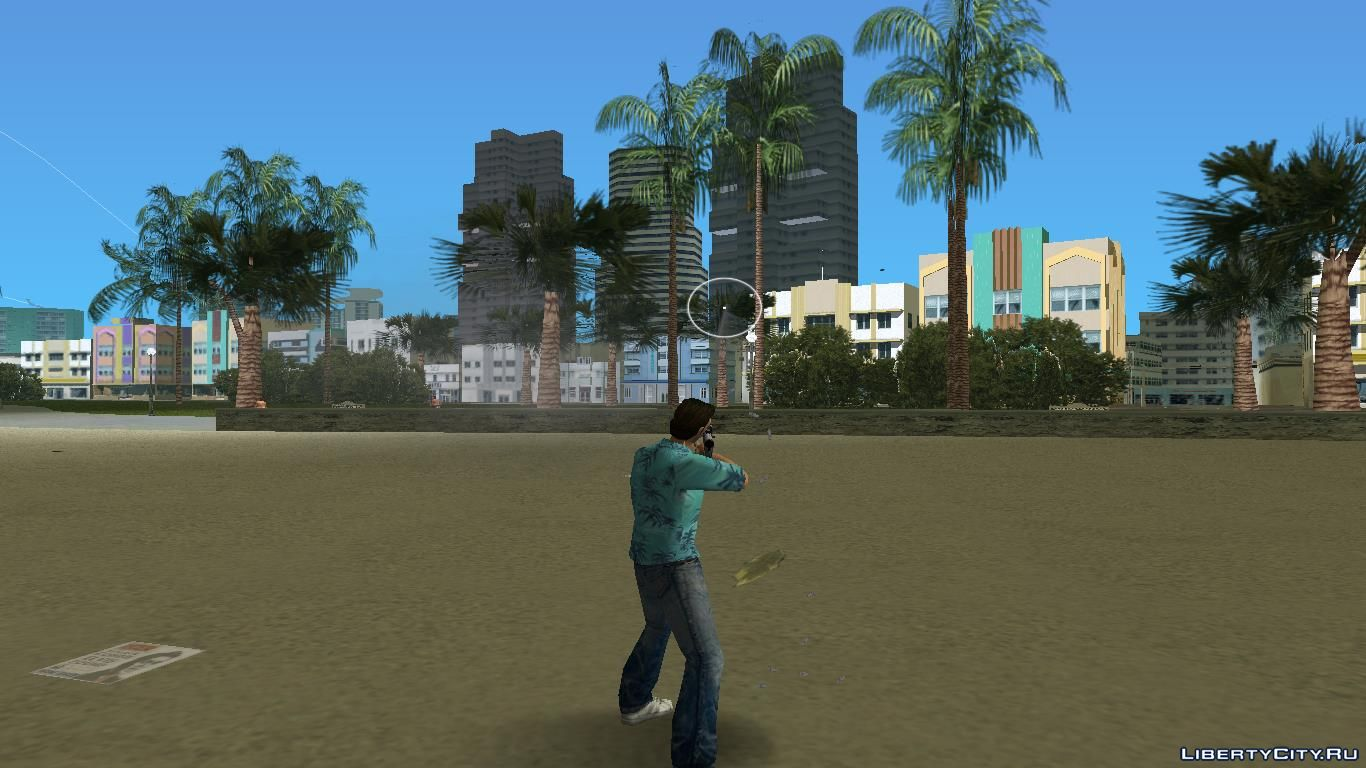 New Effects smoke for GTA Vice city 0 2 for GTA Vice City
