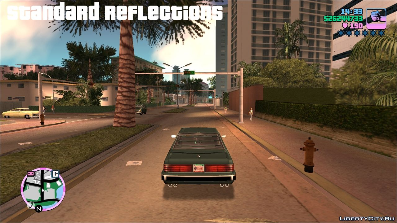 III / VC] SkyGfx 2 0c for GTA Vice City