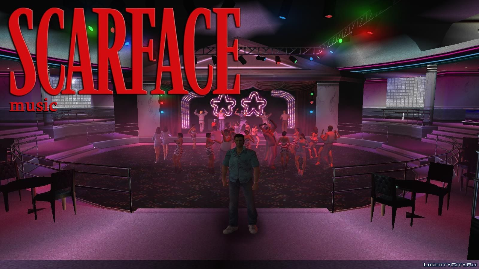 Scarface music for GTA Vice City for GTA Vice City
