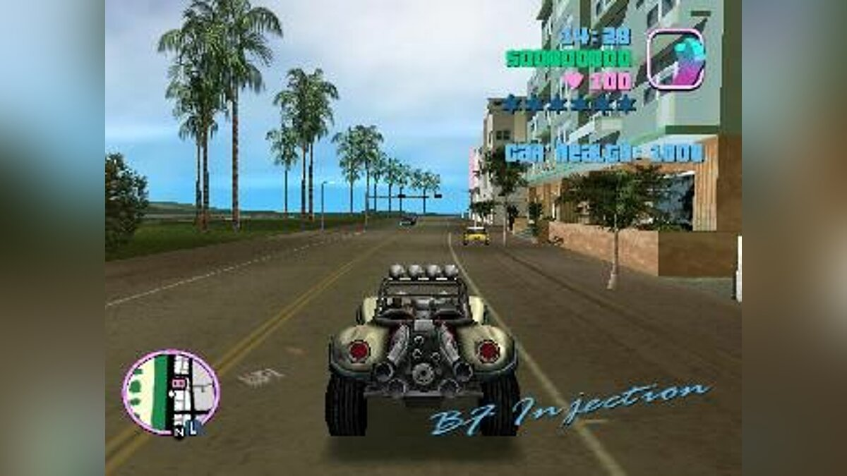 Car HP [VC Cleo] for GTA Vice City