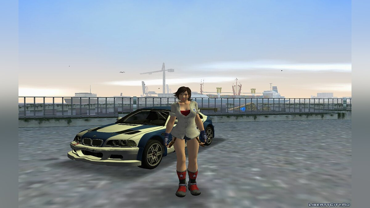 Mod Love anims - New female animations for GTA Vice City