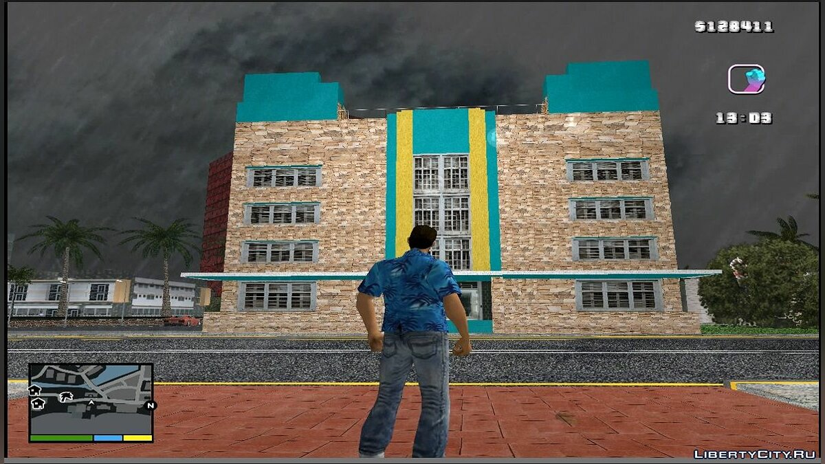 Mod Penthouse Gonzalez for GTA Vice City