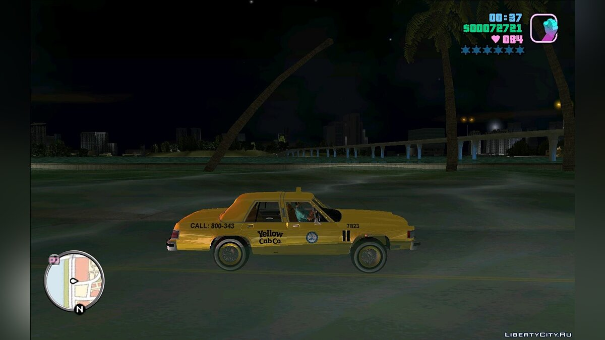 Mod Flood in Vice City for GTA Vice City
