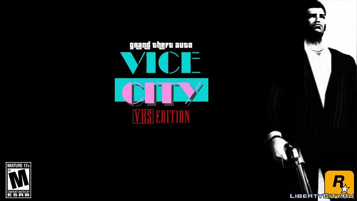 Gtavc_othervideo GTA Vice City VHS Edition (mod assembly) for GTA Vice City