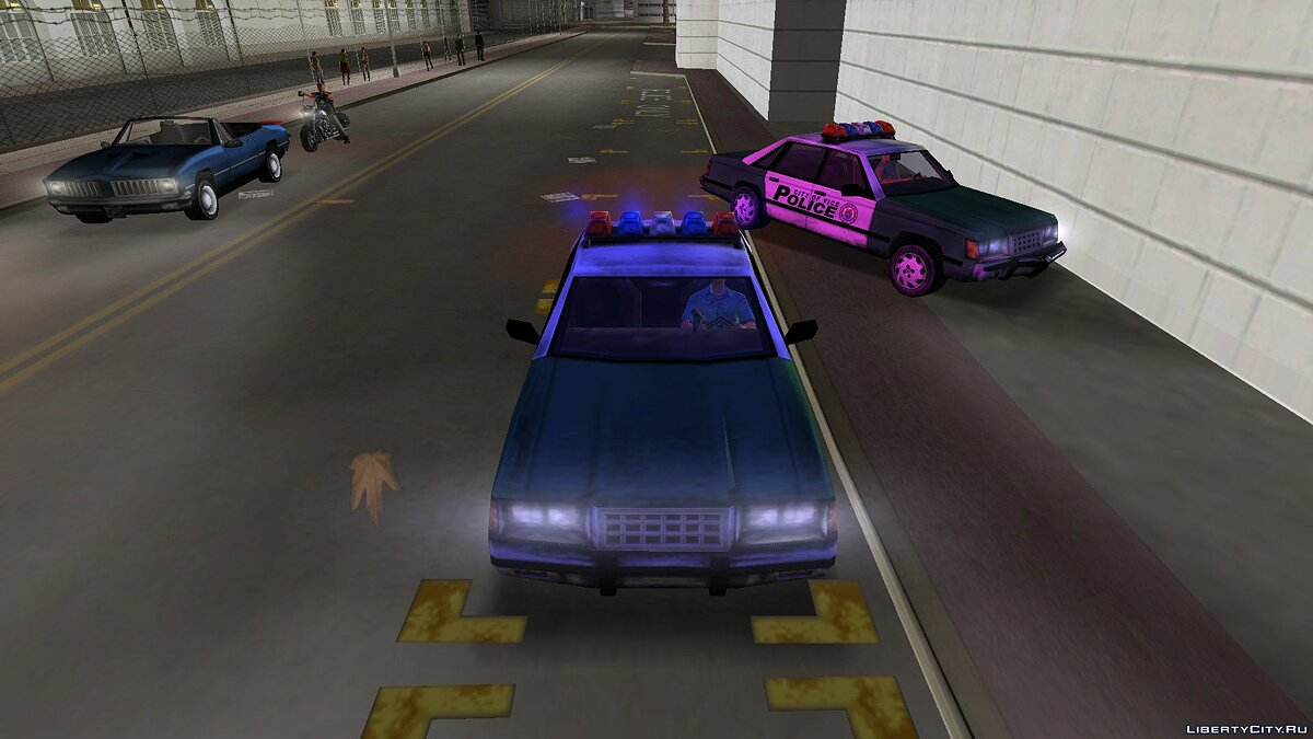 Patch SilentPatchVC (version dated 12.28.19) - The Corona Update for GTA Vice City