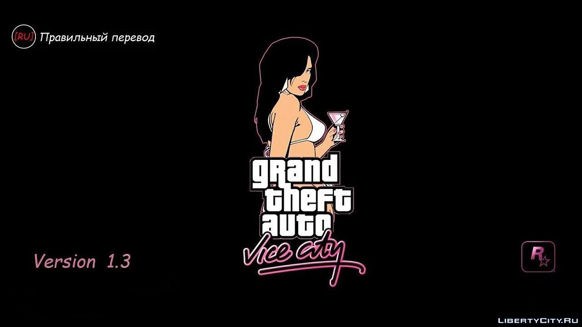 Russifier New crack for GTA Vice City 2021! (Update: v1.3) for GTA Vice City