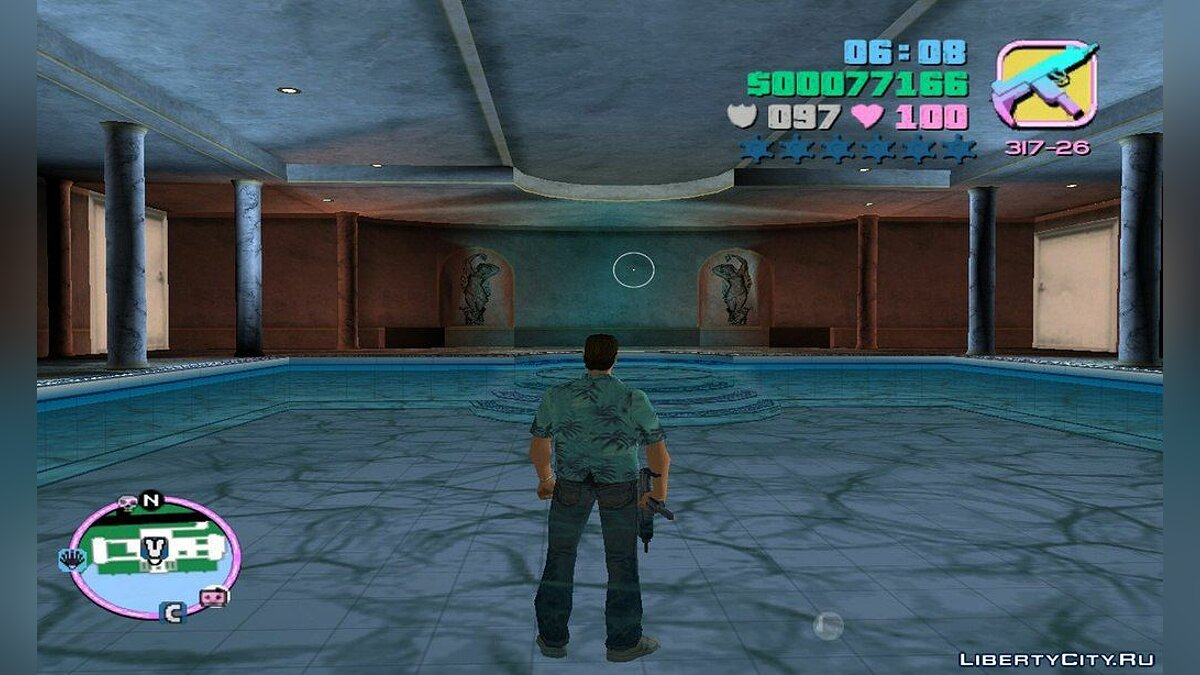 Save Changed Location for GTA Vice City