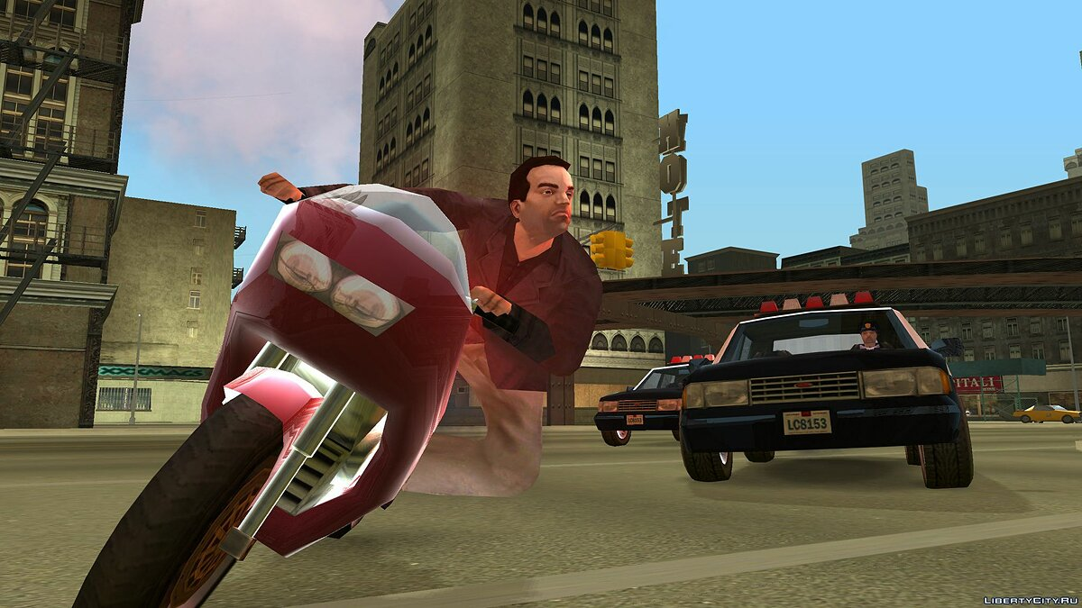 Save Saving 96% for GTA Re: Liberty City Stories Beta 5.0 for GTA Vice City