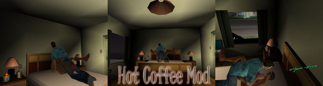 Download hot coffee mod for gta vice city