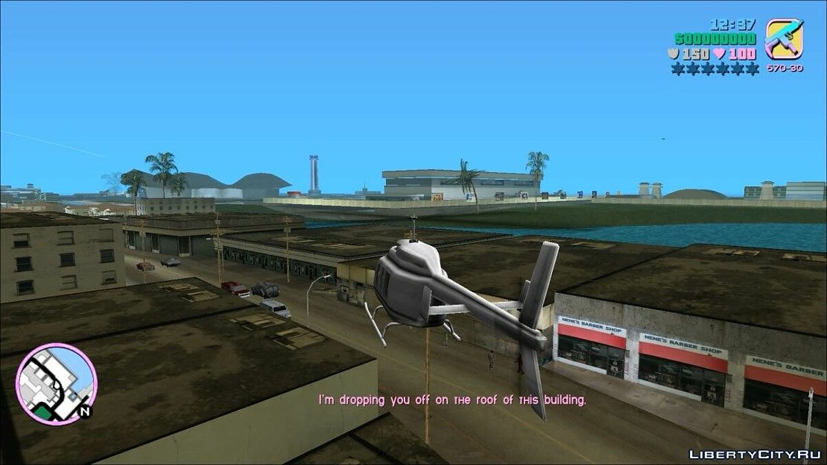 """Script mod Mission statement [lua] """"Dirty Laundry"""". for GTA Vice City"""