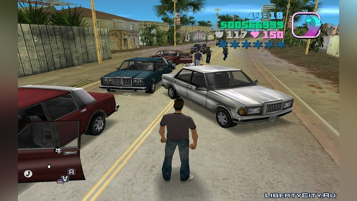 Script mod Gang versetti for GTA Vice City