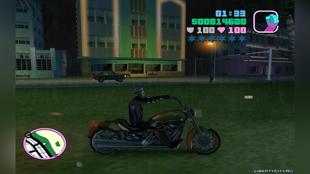 Script mod Search for Lost Money (VC) 1.0 for GTA Vice City