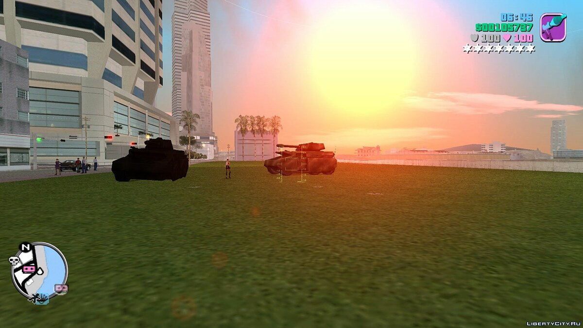 Script mod Upgrade RPG for VC for GTA Vice City
