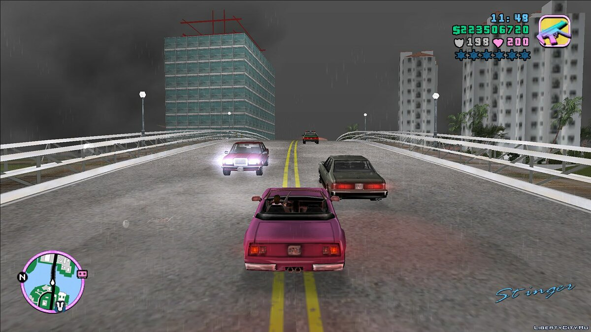 Script mod Zombies v1.5 for GTA Vice City