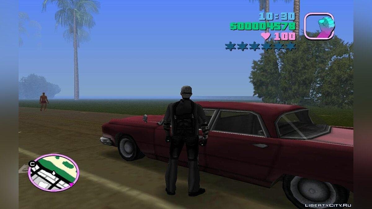 Script mod Buying a random upgrade for any vehicle (VC) 1.1 for GTA Vice City
