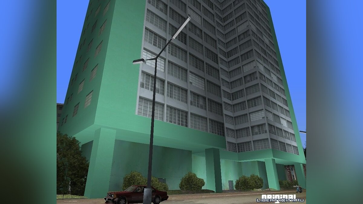 Script mod DirectLight - Dynamic lighting of objects for GTA Vice City